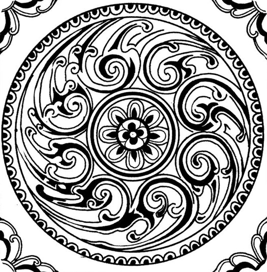 Mandala Coloring Pages 6 Coloring