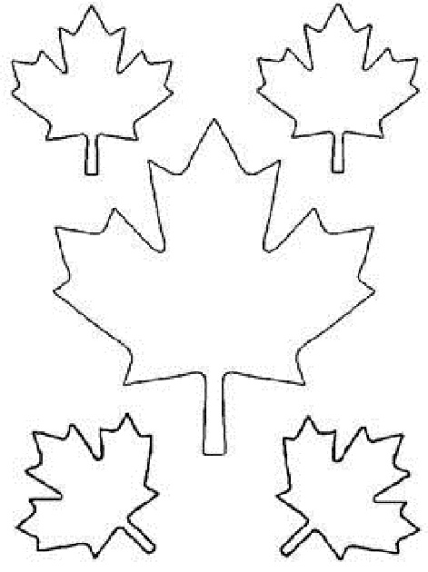 Maple leaf cut out templates of canada day coloring pages download maple leaf cut out templates of canada day coloring pages pronofoot35fo Image collections