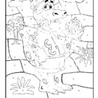 Math Coloring Pages (10)