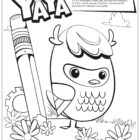 Math Coloring Pages (3)