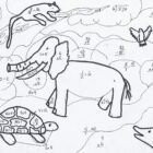 Math Coloring Pages (7)