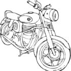 Motorcycle Coloring Pages (10)