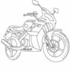 Motorcycle Coloring Pages (14)