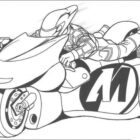 Motorcycle Coloring Pages (18)