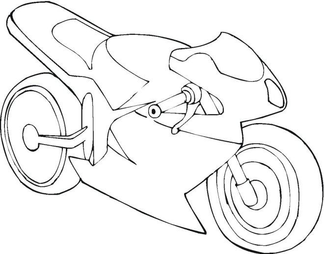 download motorcycle coloring pages 19