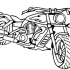 Motorcycle Coloring Pages (3)