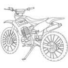Motorcycle Coloring Pages (4)
