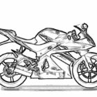 Motorcycle Coloring Pages (8)