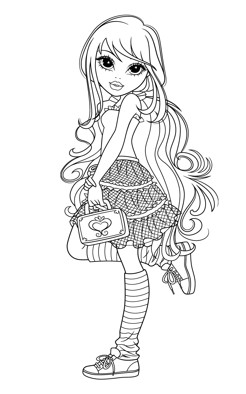 Pretty Little Liars Coloring Pages Printable Coloring Pages Tiny Coloring Pages