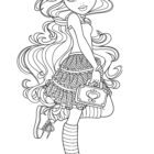 moxie girlz coloring pages3 140x140 Moxie Girlz Coloring Pages
