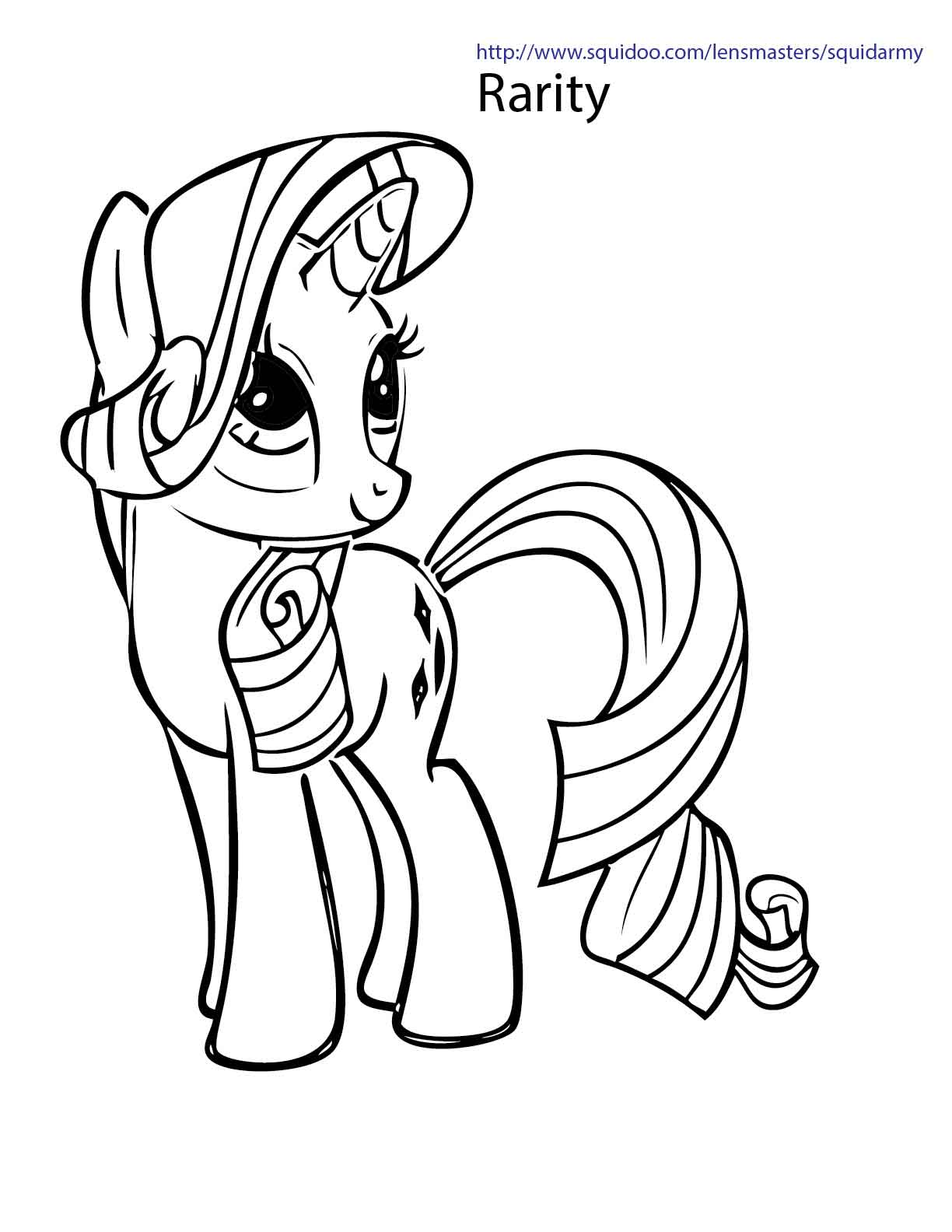 Download My Little Pony Please S Coloring Page On This Print