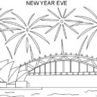 New Year Coloring Pages (4)