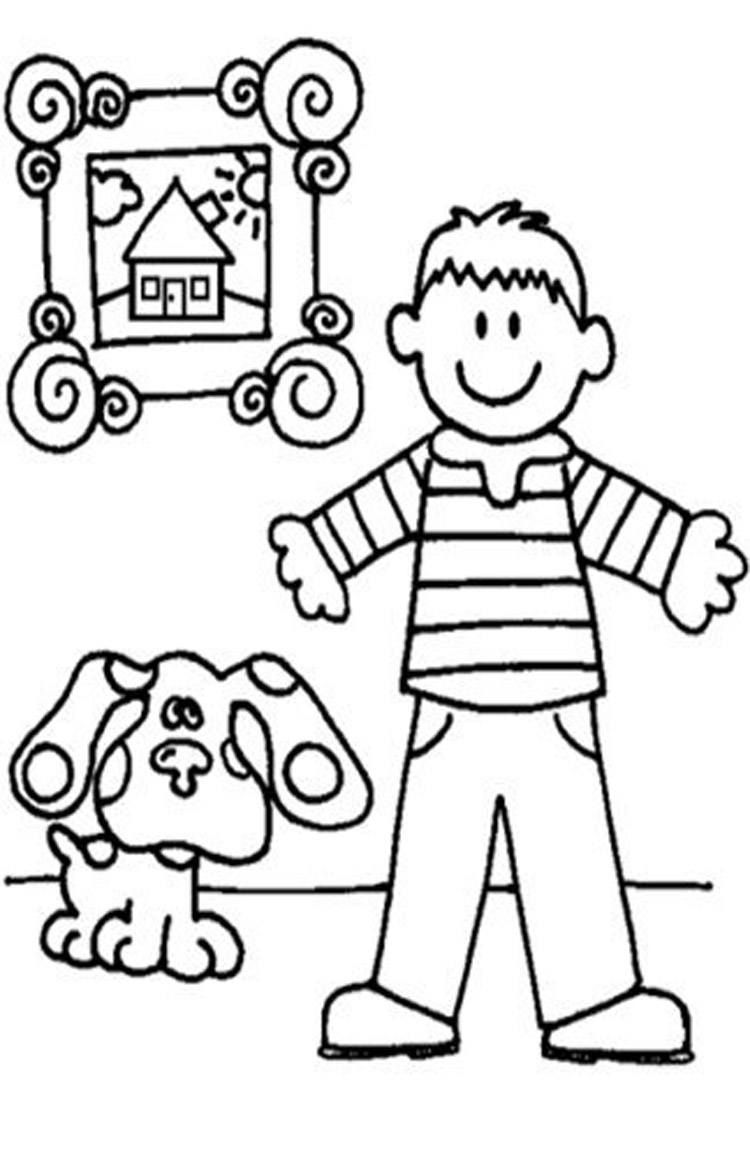Printable coloring pages nick jr - Download Nick Jr Coloring Pages 1 Print