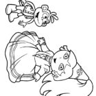 Nick Jr Coloring Pages (10)