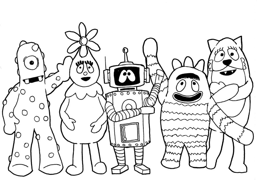 Download Nick Jr Coloring Pages 16 Print