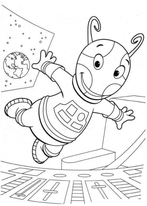 Nick Jr Coloring Pages (4)