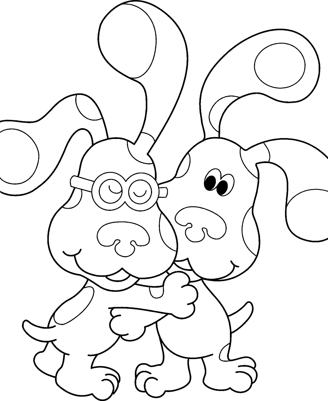 Printable coloring pages nick jr - Download Nick Jr Coloring Pages 6 Print