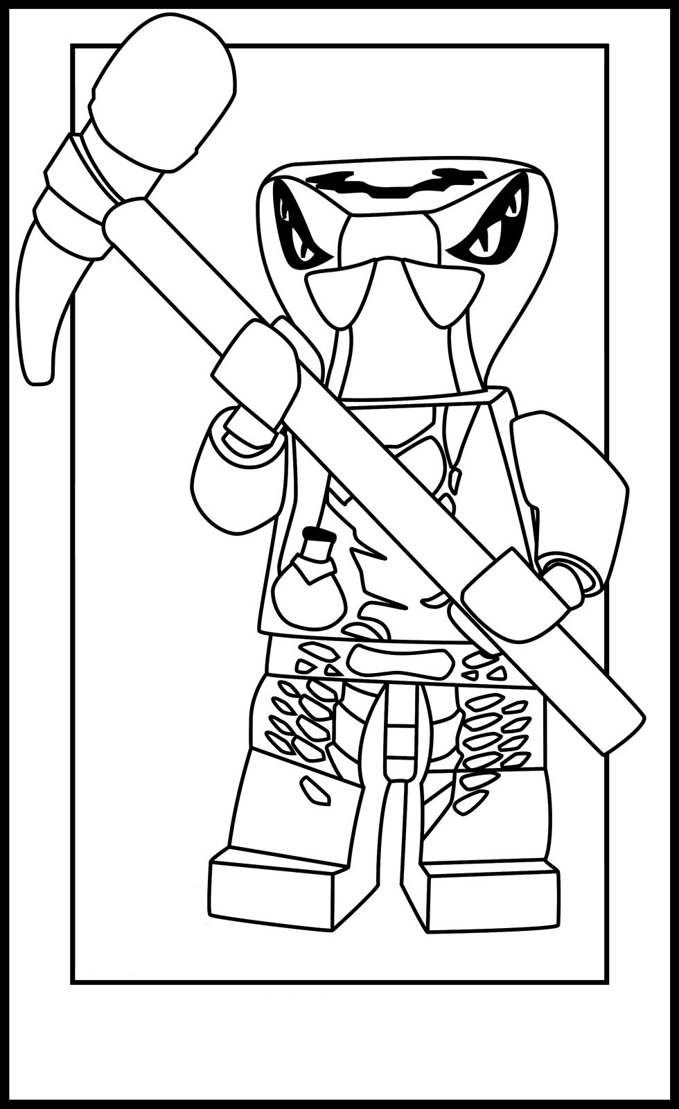 Cole ninjago coloring games online for kids - Download Ninjago Free Coloring Pages