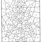 Number Coloring Pages (13)
