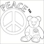 peace coloring pages 13 140x140 Peace Coloring Pages