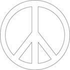 peace coloring pages 14 140x140 Peace Coloring Pages