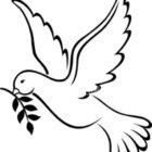 peace coloring pages 5 140x140 Peace Coloring Pages