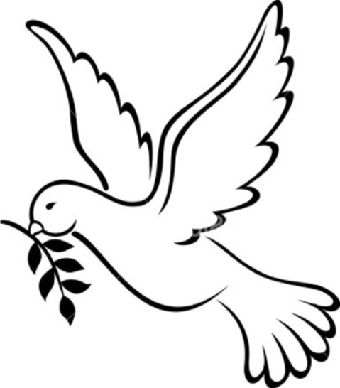 Peace Coloring Pages 5 Coloring Kids Peace Dove Coloring Page