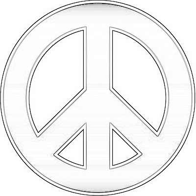 Peace Coloring Pages 8 Coloring