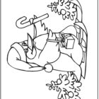 Penguin Coloring Pages (9)