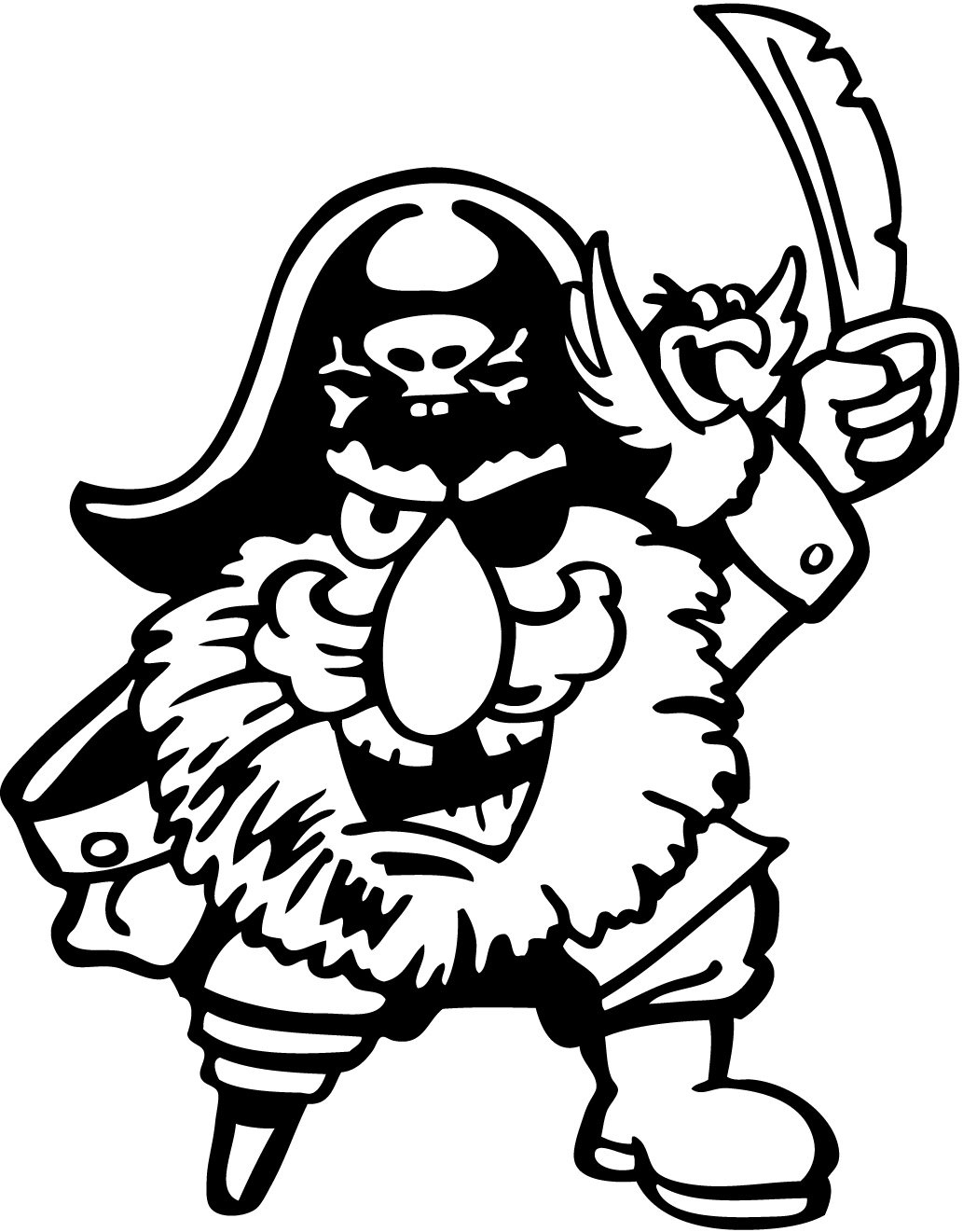 download pirate coloring pages 05pirates coloring pagesfantasy pictures - Pittsburgh Pirates Coloring Pages