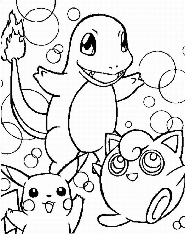 Pokemon Coloring Pages 13 Coloring Kids Coloring Pages