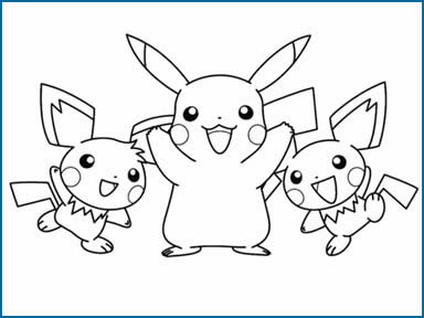 download pokemon coloring pages 2 print