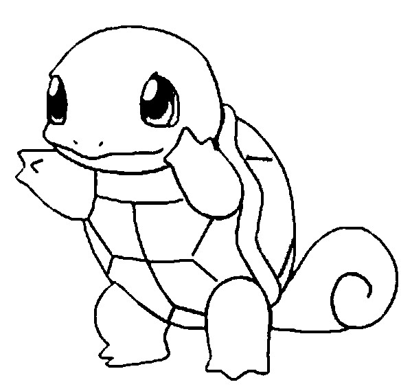 Pokemon Coloring Pages 7 Coloring Kids
