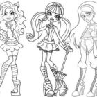 Polly Pocket Coloring Pages (1)