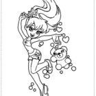 Polly Pocket Coloring Pages (4)
