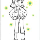 Polly Pocket Coloring Pages (6)