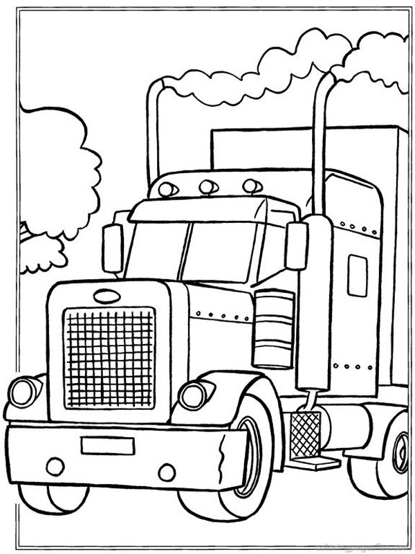 Postman Pat Coloring Pages 2 Coloring Kids