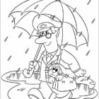postman pat coloring pages 23 140x140 Postman Pat Coloring Pages