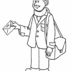 Postman Pat Coloring Pages (3)
