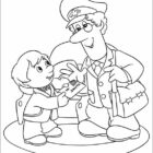 postman pat coloring pages12 140x140 Postman Pat Coloring Pages