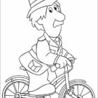 postman pat coloring pages3 140x140 Postman Pat Coloring Pages