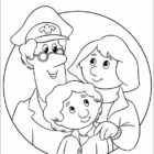 postman pat coloring pages5 140x140 Postman Pat Coloring Pages
