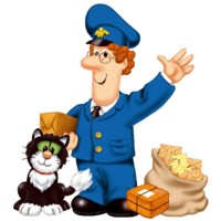 postmanpat Coloring Kids