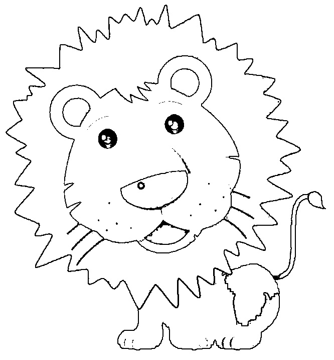 coloring pages for pre schoolers - photo#22