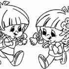 preschool coloring pages 17 140x140 Preschool Coloring Pages