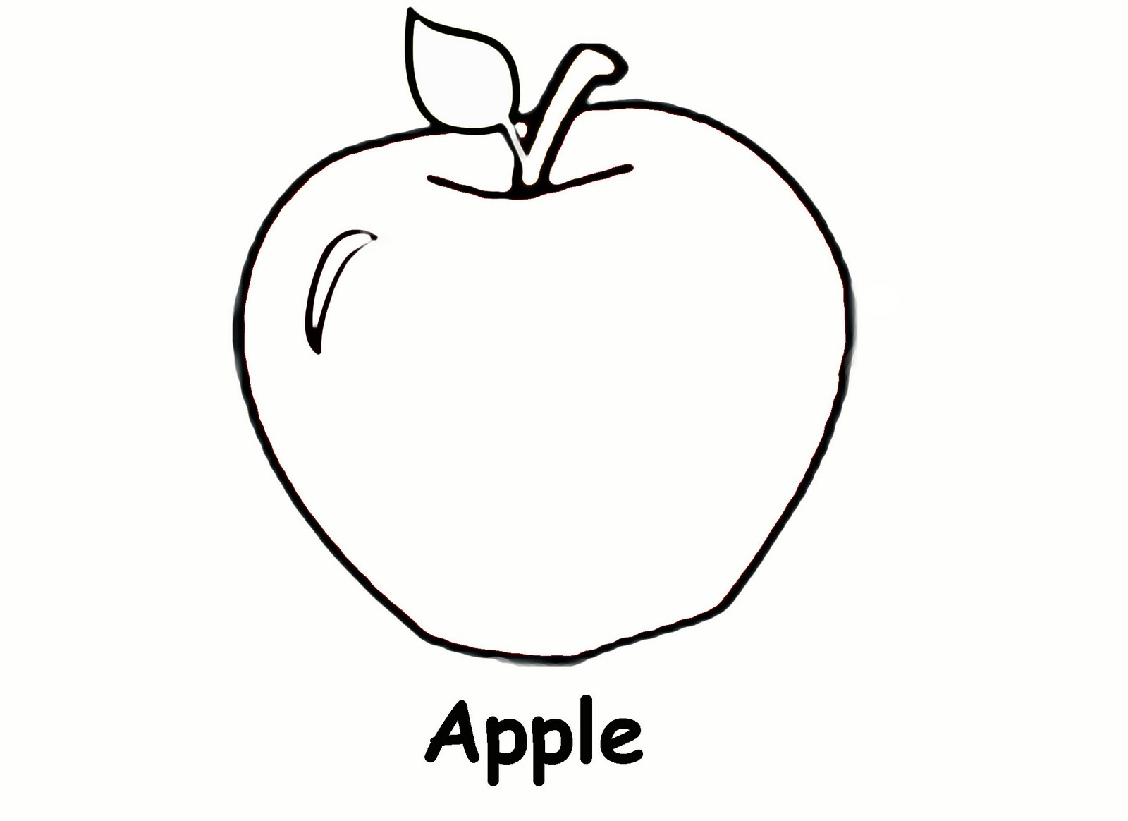 preschool free coloring pages - photo #33