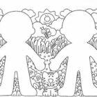 preschool coloring pages 28 140x140 Preschool Coloring Pages