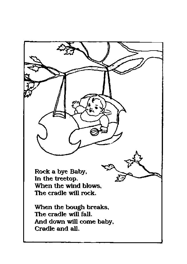 Preschool Coloring Pages (4)