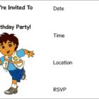printable birthday invitations 17 140x140 Printable Birthday Invitations