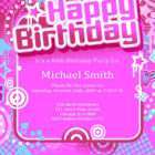 printable birthday invitations 19 140x140 Printable Birthday Invitations